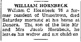 William Hornbeck