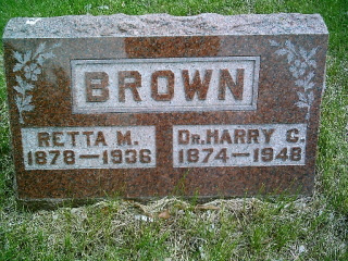 Harry Clinton Brown