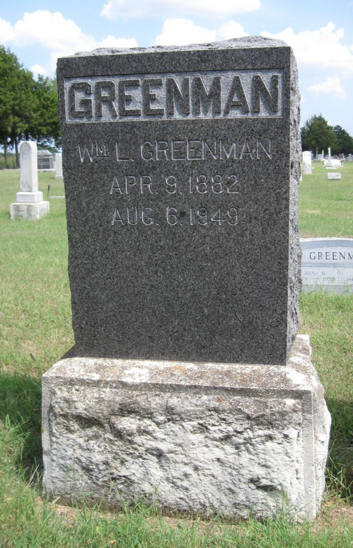 William C Greimann