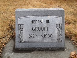 William Henry Groom