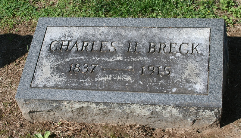 Charles Breck