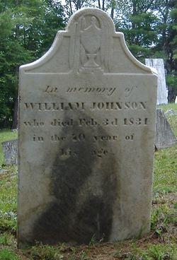 Captain William C Johnson