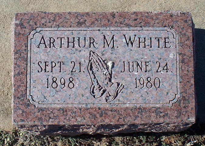 Arthur M White