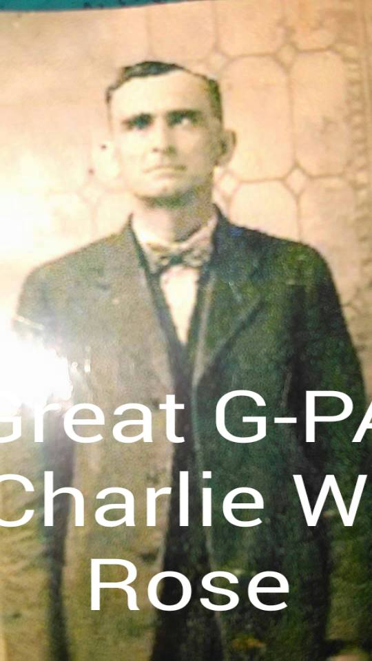 Charlie Walter Rose