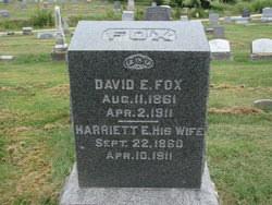 Harriett Elizabeth Hubbard