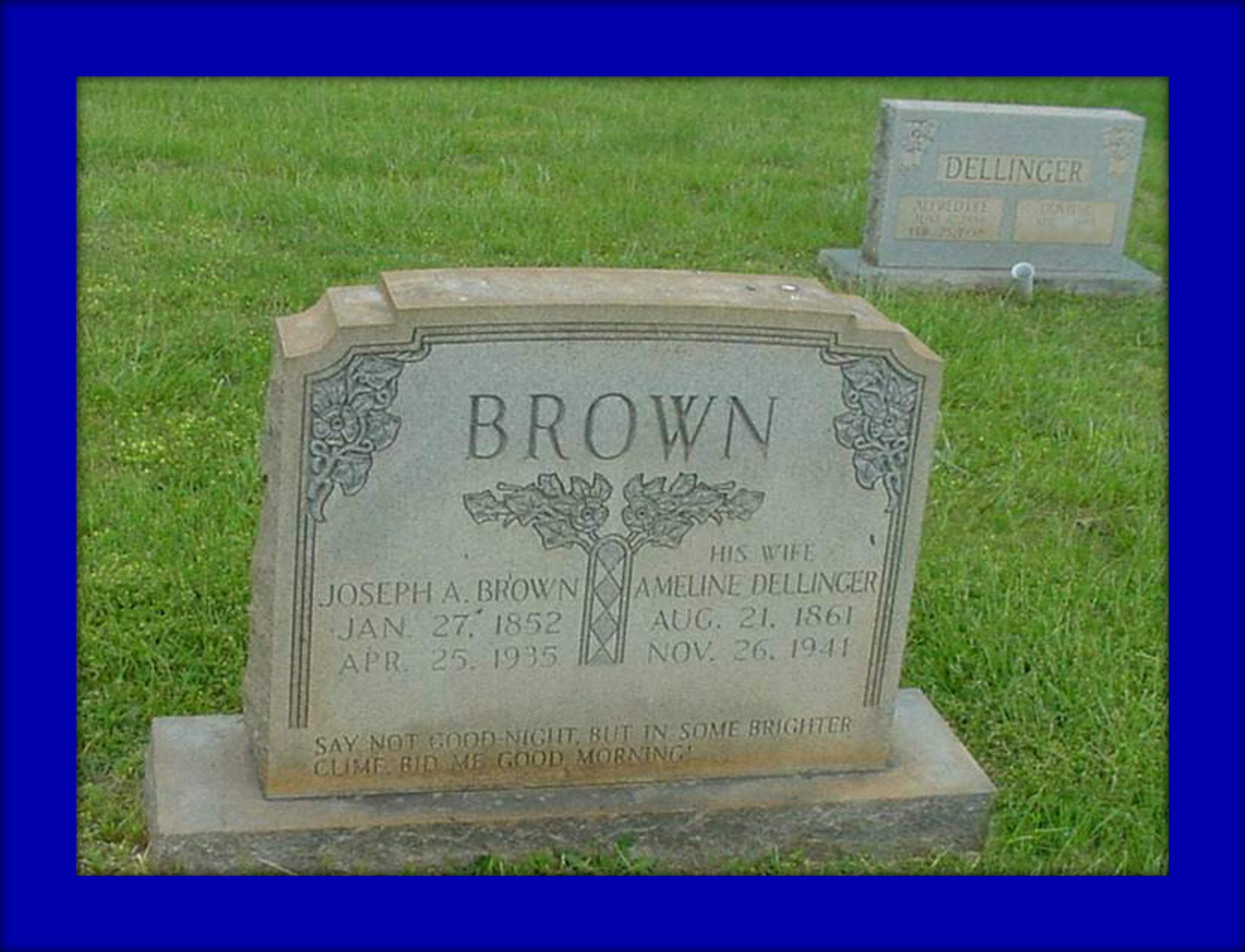 Joseph A. Brown