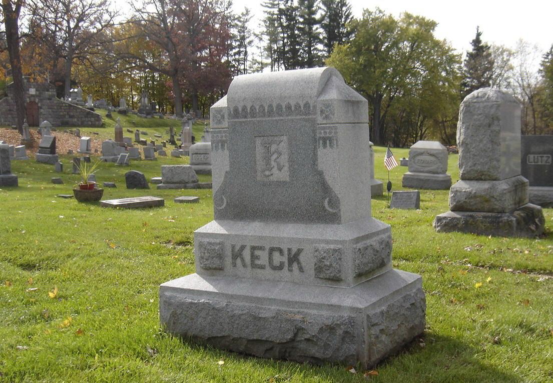 Frederick Keck