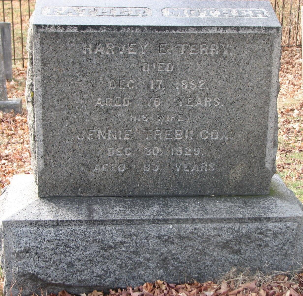 Harvey E. Terry