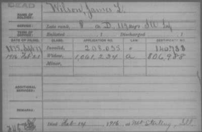 James L. Wilson