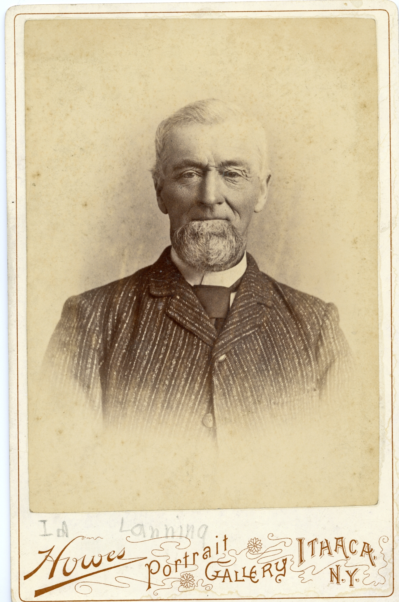 Joseph Iradell Lanning