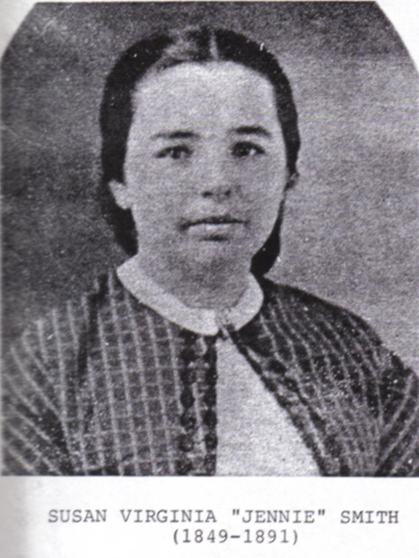 "Susan Virginia ""Jennie"" Smith"