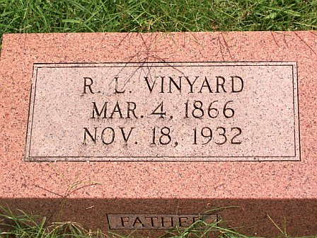 Robert Lee Vineyard