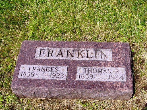 Thomas R Franklin