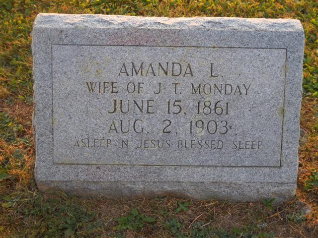 Amanda Lavenia Morris