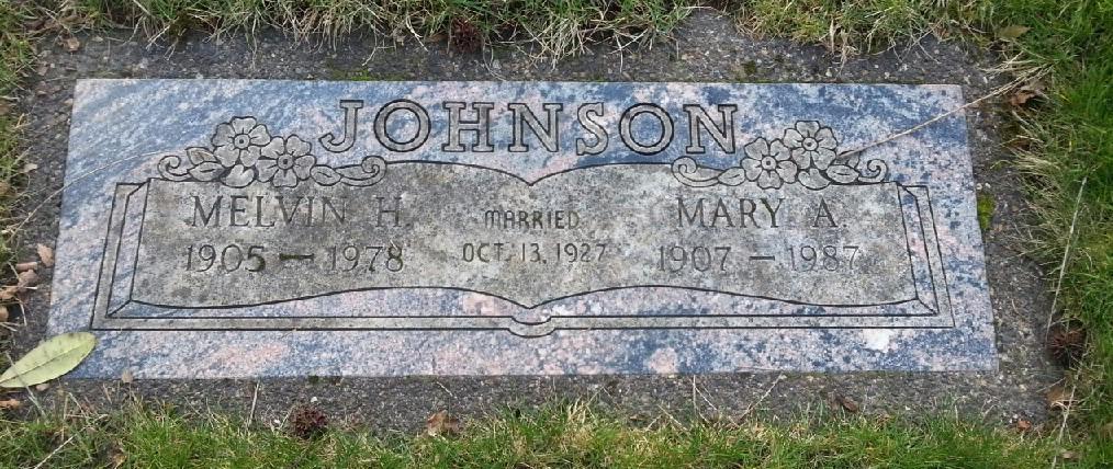 Melvin Harry Johnson