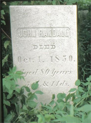 John Randall