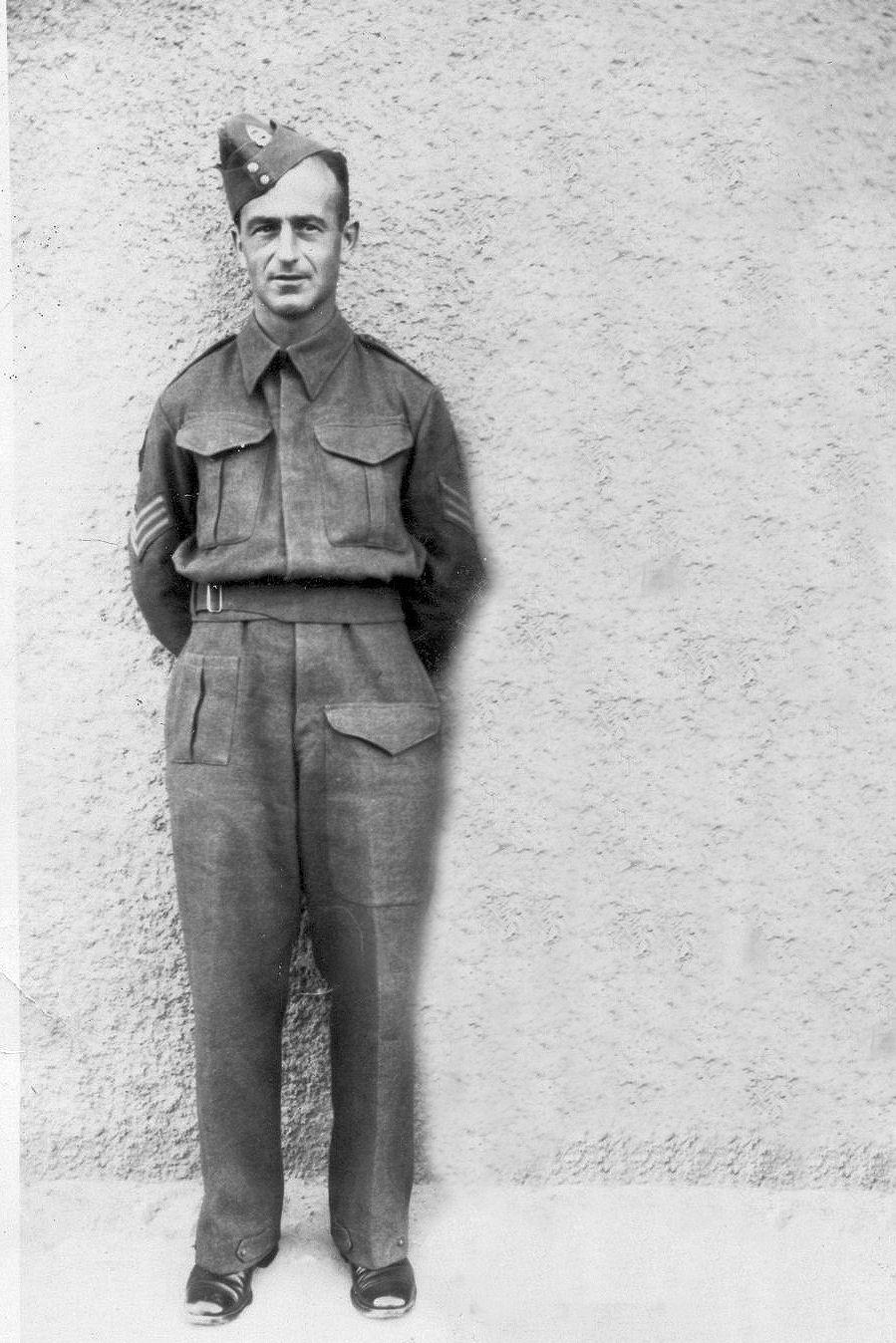 Morris George Allen aka Widdowson