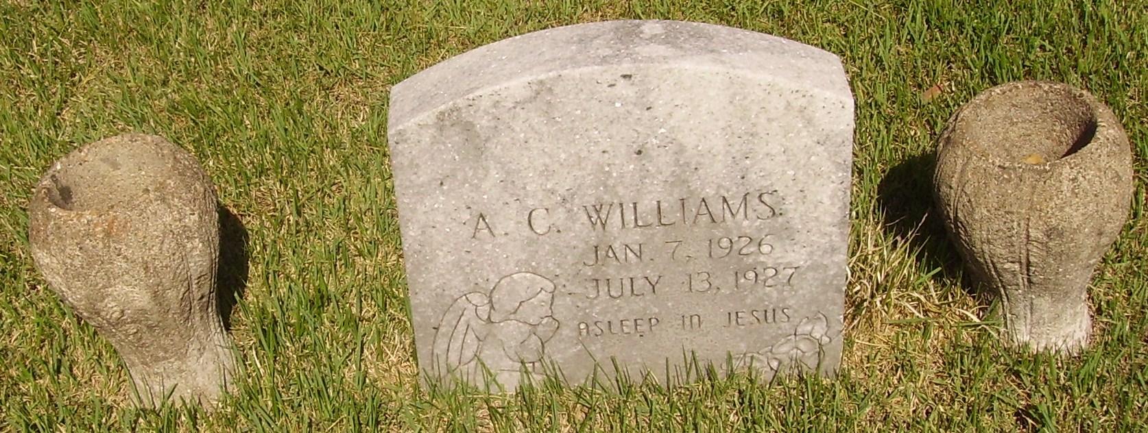 A. C. Williams