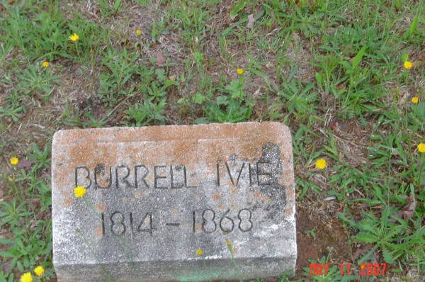 Burrell Ivie