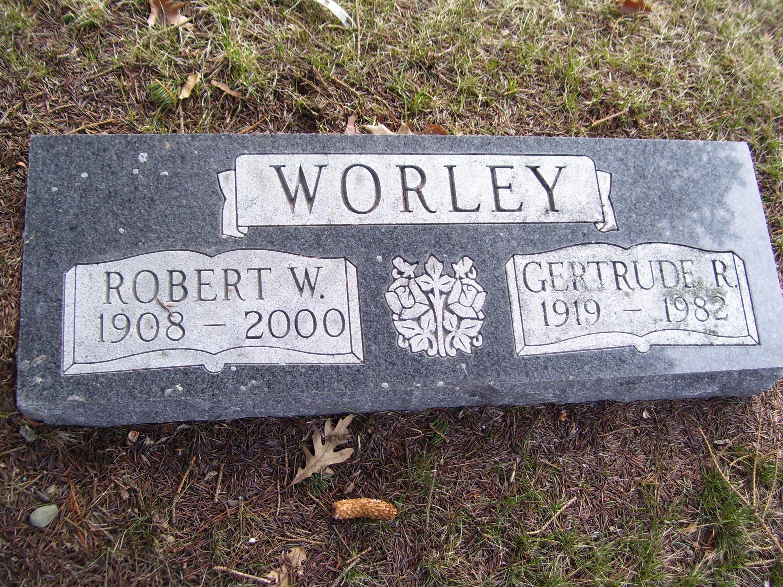 Robert Wayne Worley