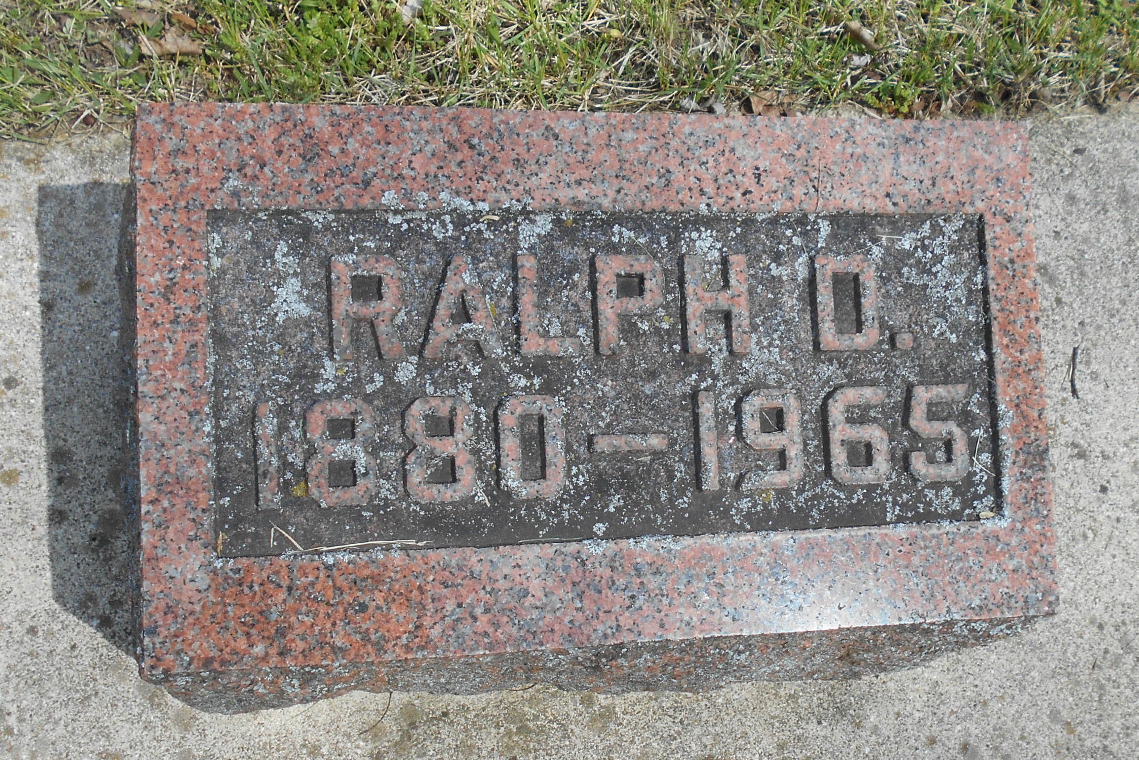 Ralph David Riley