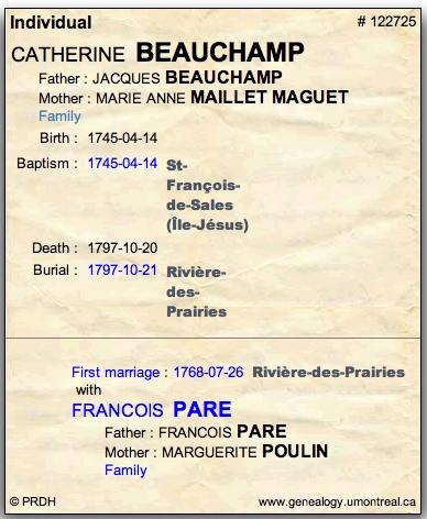 Catherine Beauchamp