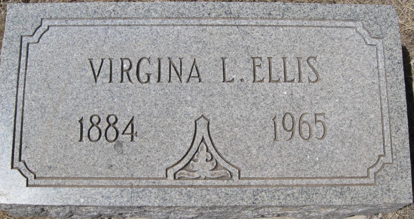 Virginia Lee Ellis
