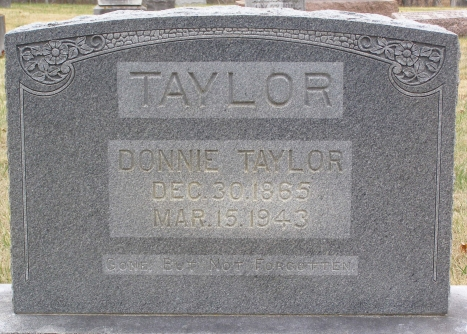 Donnie Taylor