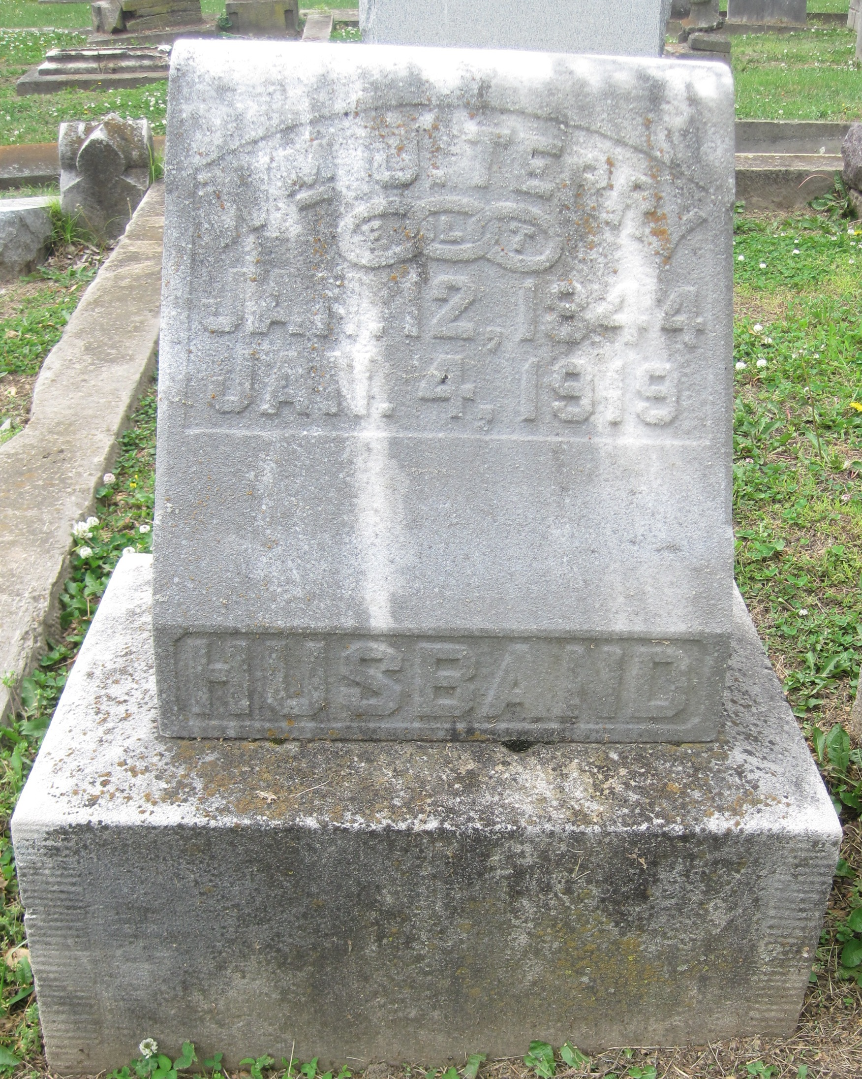 William J Terry