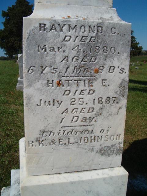 Raymond C Johnson