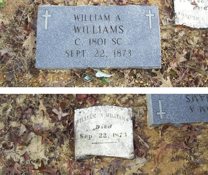 William A Williams