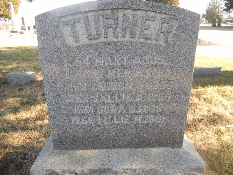 Mary Ann Turner