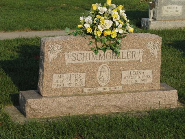 Mellitus F. Schimmoller
