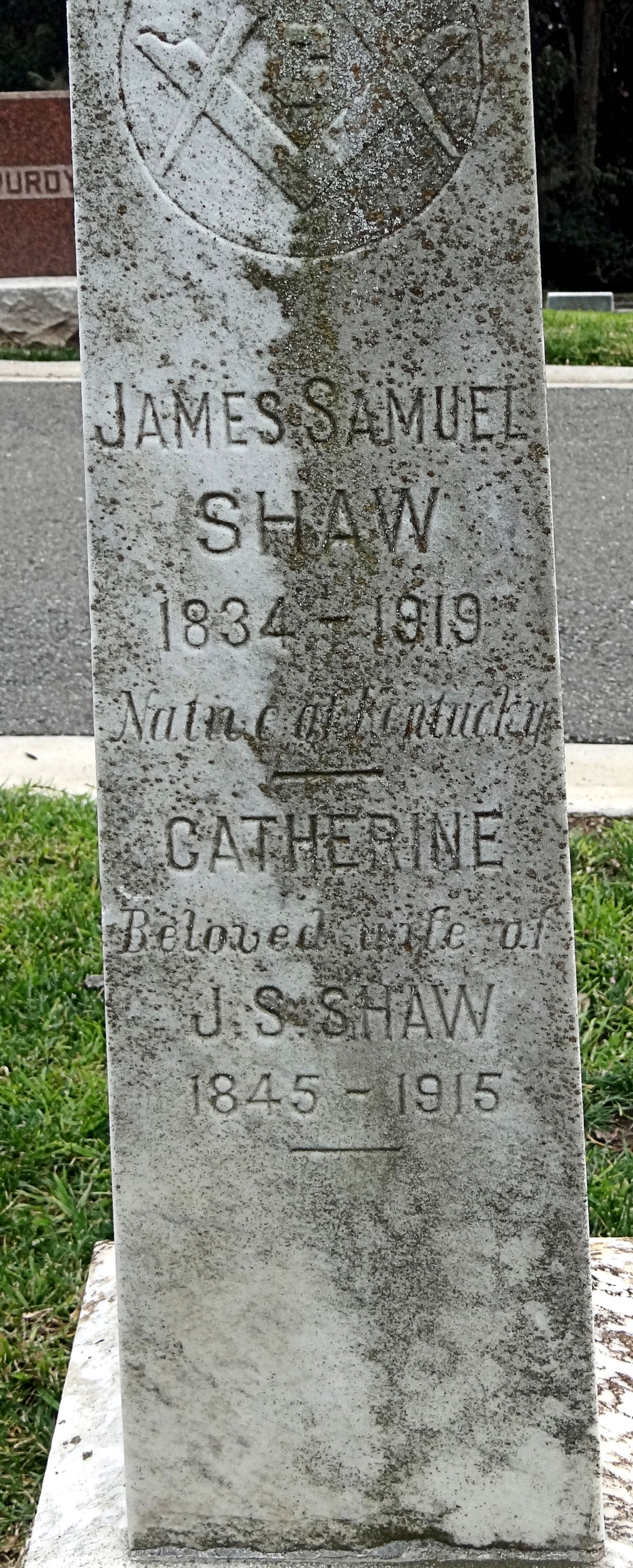 James Samuel Shaw