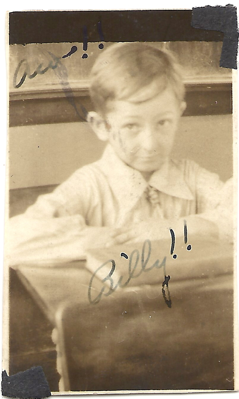 "Willis Paul ""Bill"" Lange"