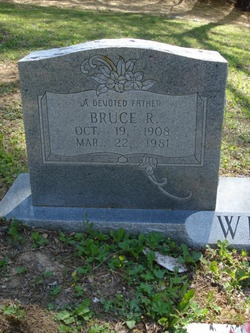 Bruce Robertson Williams