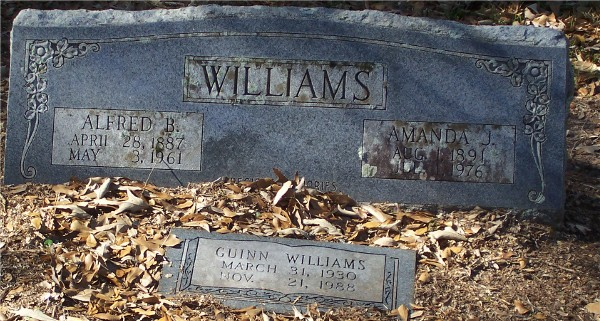 Alfred Boone Williams