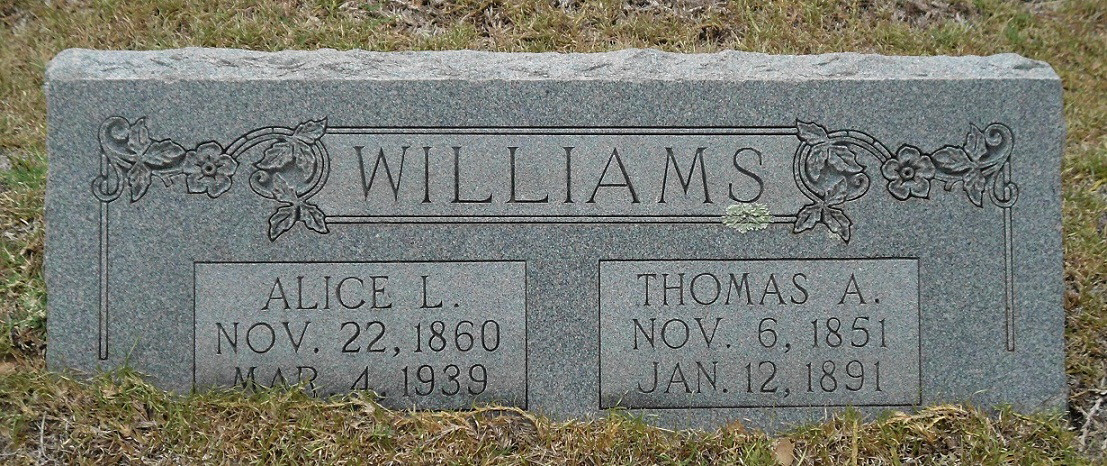 Thomas A Williams