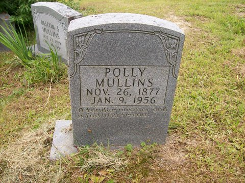 """Mary """"Polly"""" Mullins"""