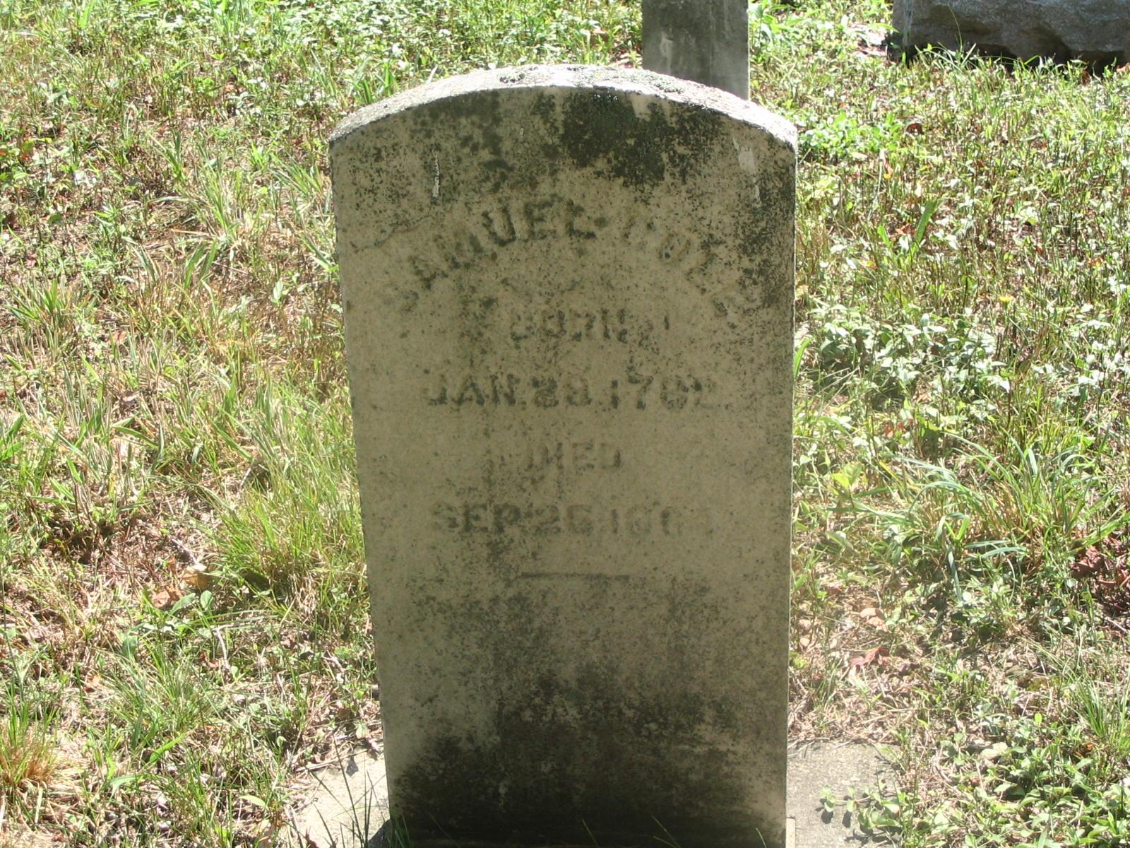 Samuel Cole