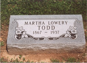 Martha Lowery