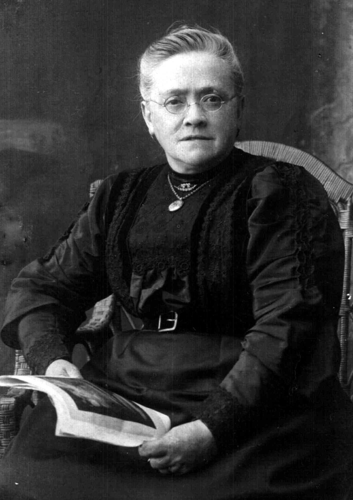 Martha Elizabeth Wilkinson