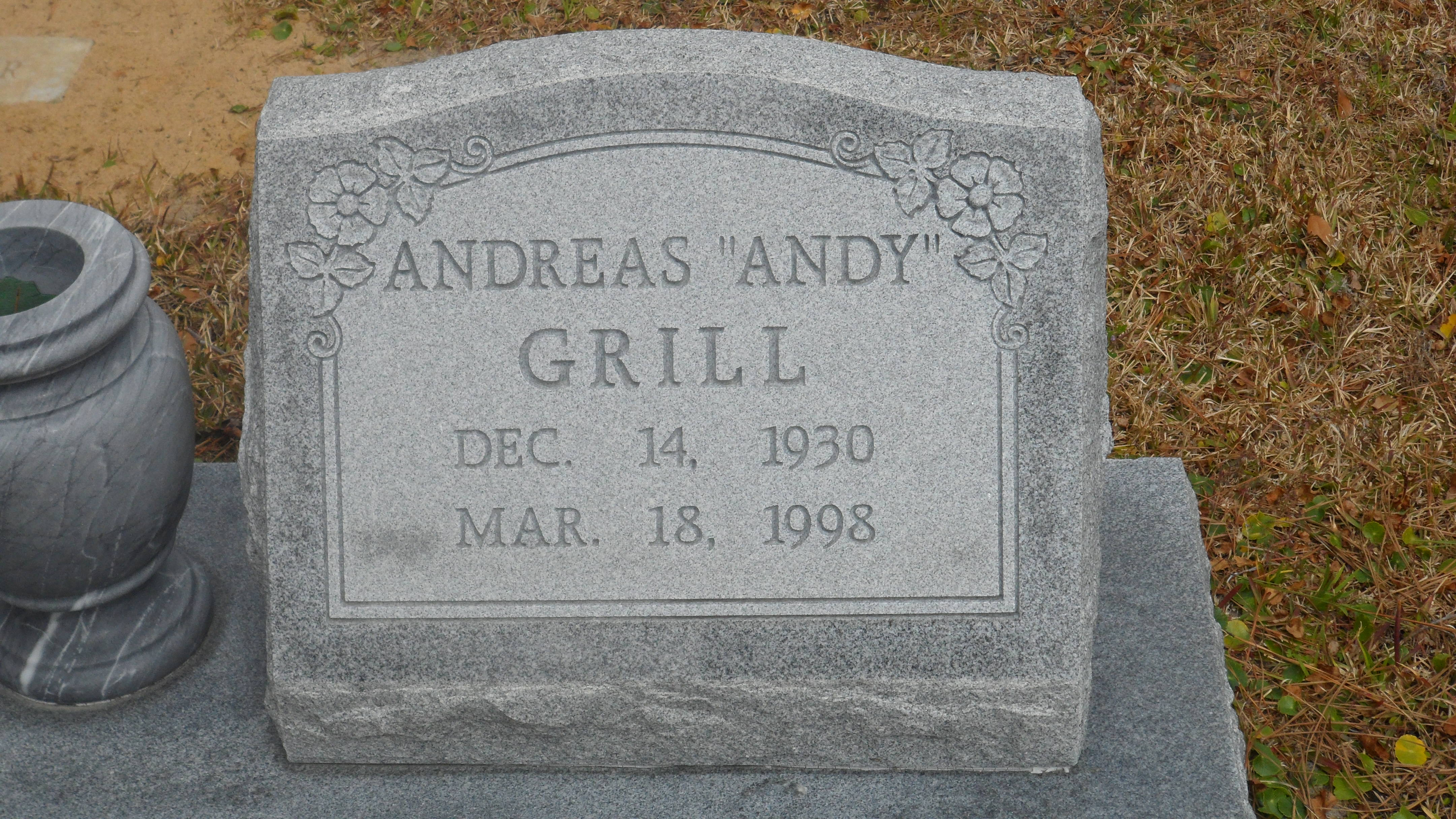 Andreas Grill