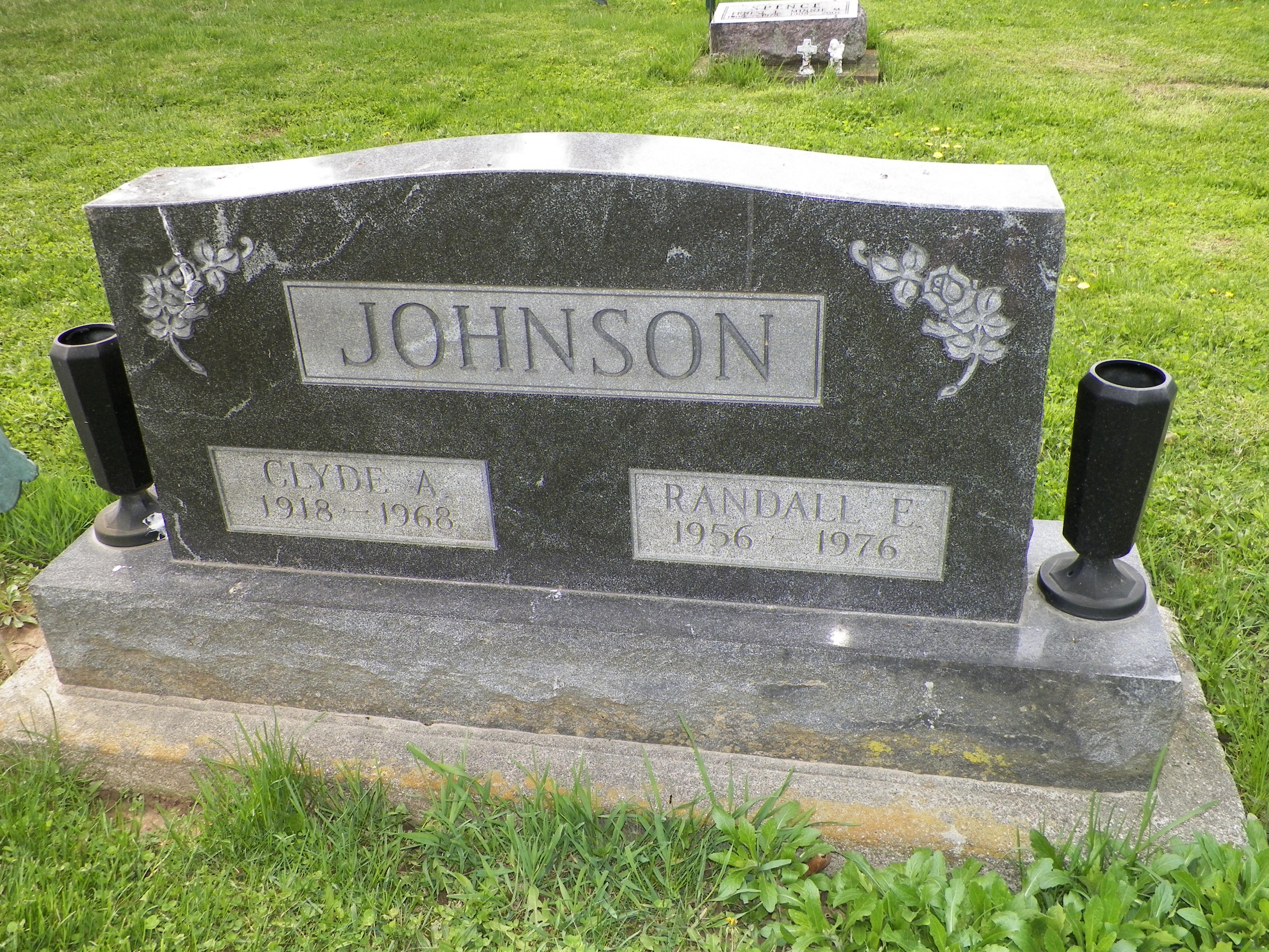 Clyde A Johnson