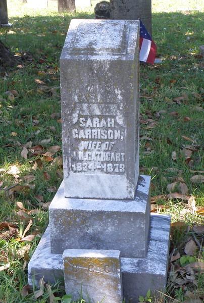 "Sarah Amanda ""Sally"" Garrison"