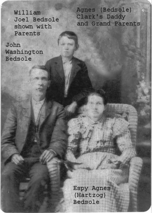 John Washington Bedsole
