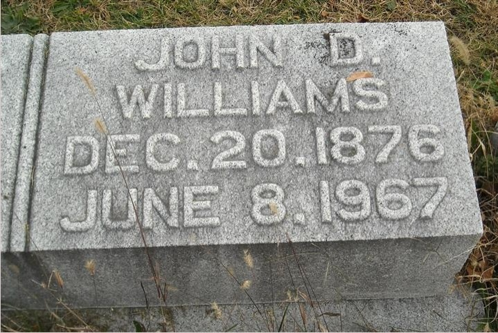 John David Williams