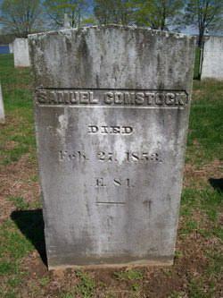 Samuel G Comstock