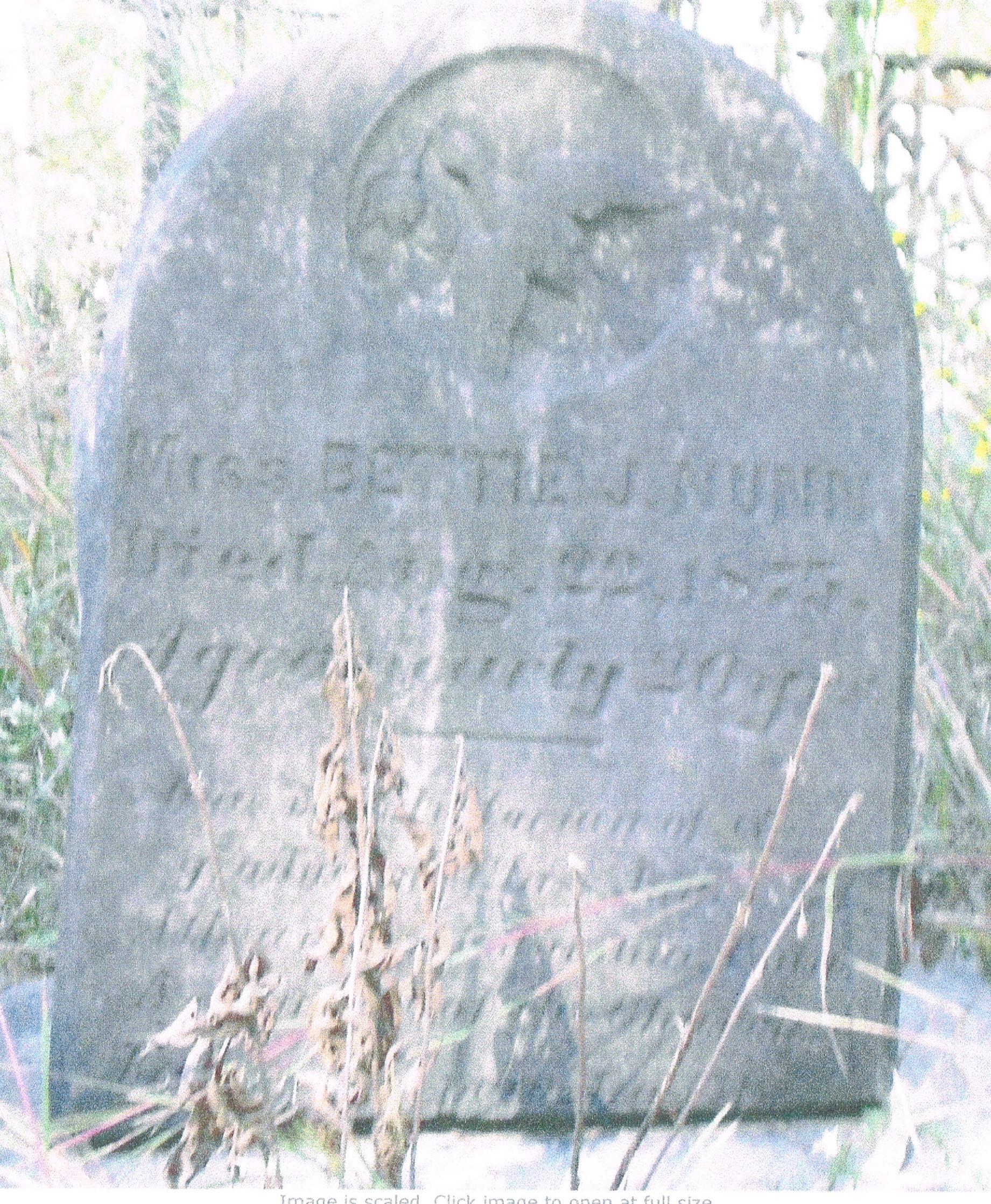 Bettie J. Nunn