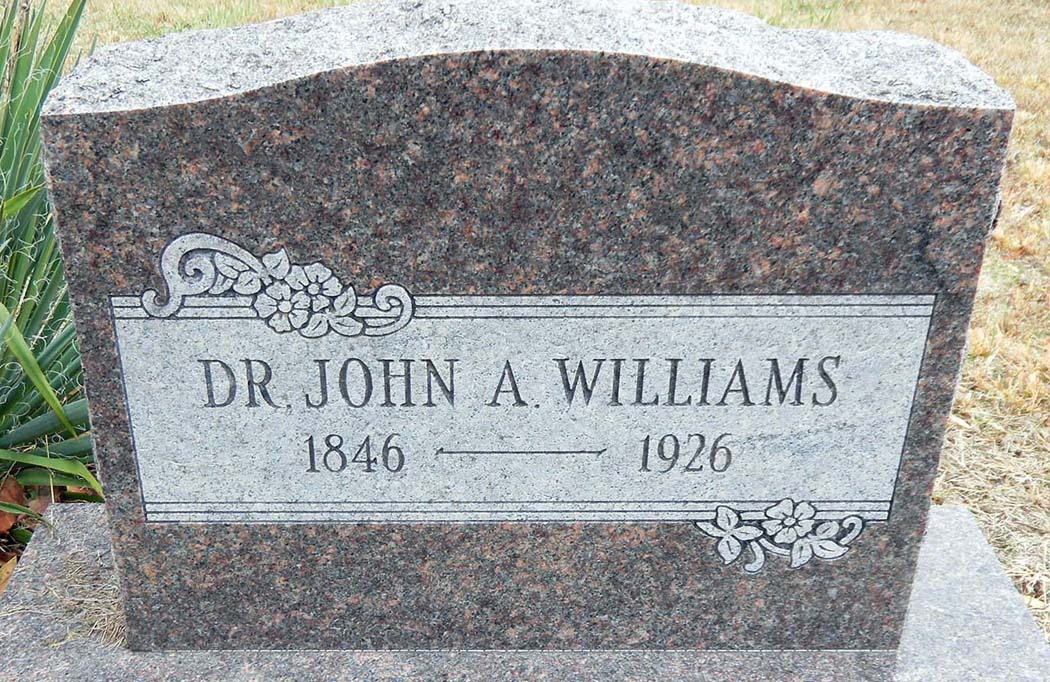 John A Williams